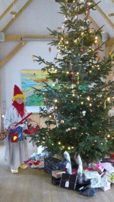 Julehygge på Klægager