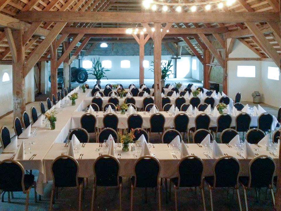 Laden klar til bryllup