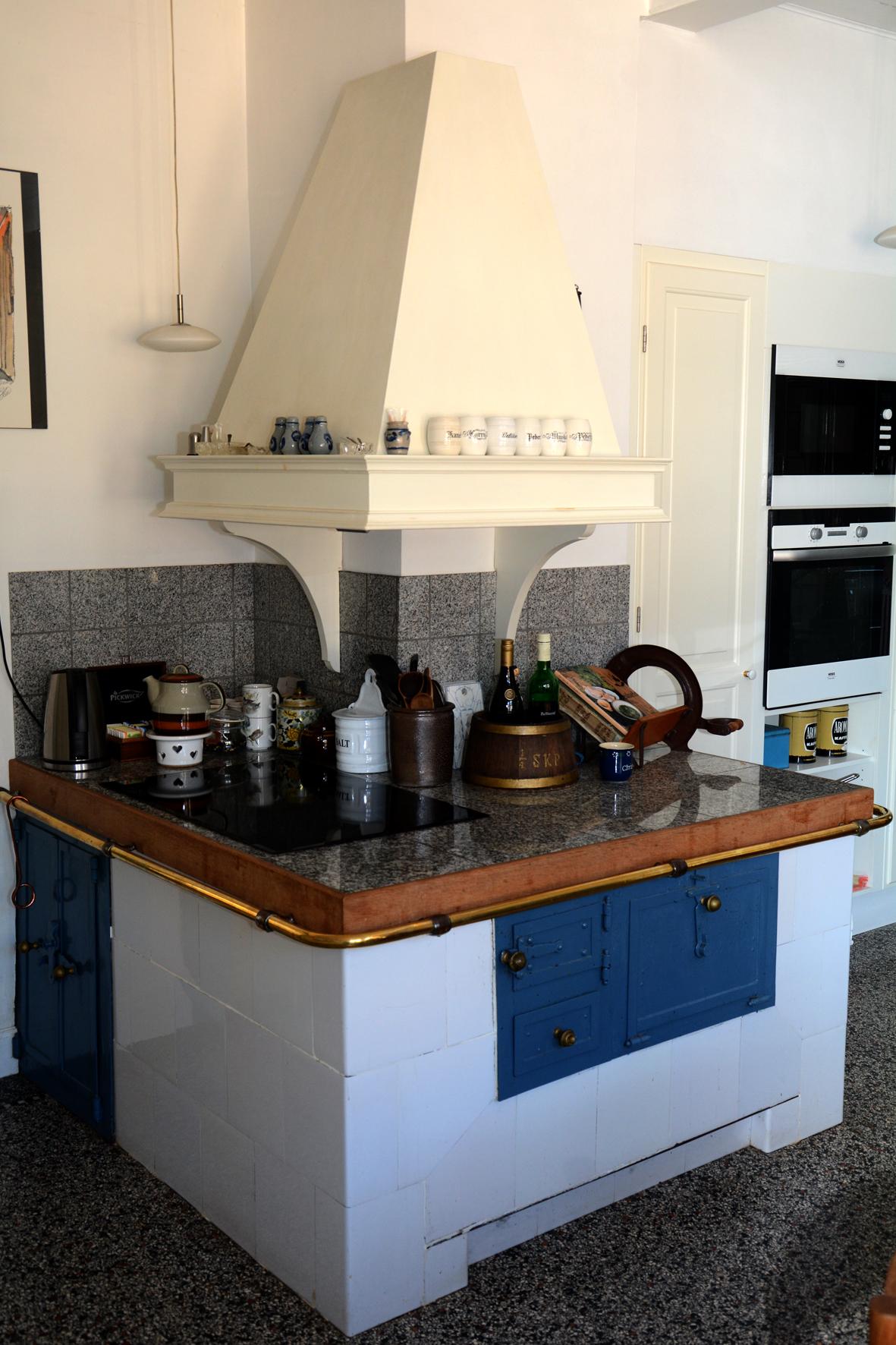 Køkkenet, mulighed for at lave mad