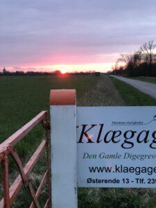 Fra Solopgang til Solnedgang i april